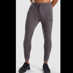 Men's Gymshark Urban Joggers, Falcon Gray, M